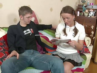 russian schoolgirls anal tutorial 1 scene 4