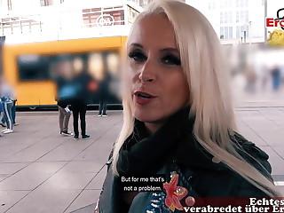 German mature skinny milf at unseat pick up EroCom Date